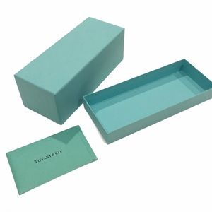 Tiffany Glasses Box & Papers New